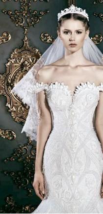 wedding photo - Bridal Veils