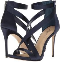 wedding photo - Crisscross Ankle-Strap 'Devin' Sandals In 10  Colors By Vince Camuto