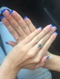 wedding photo - NAILS