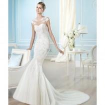 wedding photo - San Patrick Spring 2014 - Halewyn (Without Beads) - Elegant Wedding Dresses