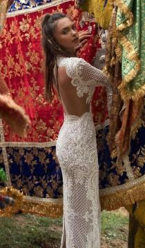 """wedding photo - Lior Charchy Wedding Dresses 2018 """"India 2018"""" Bridal Collection"""