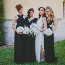 wedding photo - Floor Length LONG Ball Gown Maxi Infinity Dress Convertible Formal Multiway Wrap Bridesmaid Dress Evening Dress Wedding Christmas Party