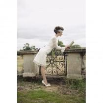 wedding photo - Kitty & Dulcie Country Set Lady Penelope bridal gown (5) - Stunning Cheap Wedding Dresses
