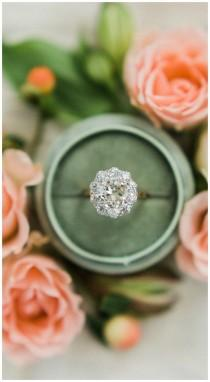 wedding photo - 12 Vintage Engagement Rings From Victor Barbone.