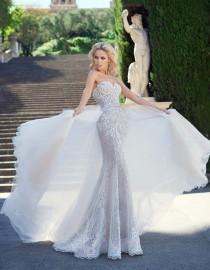 wedding photo - Ricca Sposa - New, BRIGITTE, Size 8