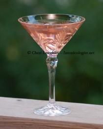 wedding photo - Three-O Bubble Vodka Cocktails And Shots