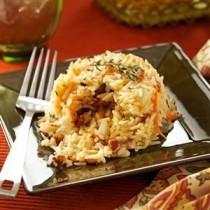 wedding photo - Pecan Rice Pilaf