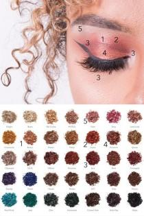 wedding photo - Here's How To Wear The Morphe Jaclyn Hill Palette