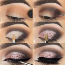 wedding photo - 21 Eye Makeup Tutorials To Take Your Beauty To The Next Level