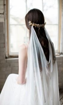 wedding photo - 55 Absolutely Perfect Veils For Every Bridal Style