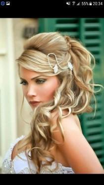 wedding photo - Hair Style