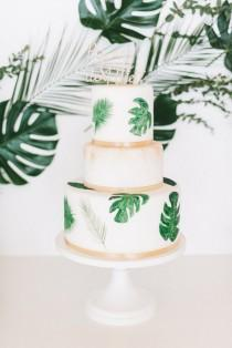 wedding photo - Tropic Wedding