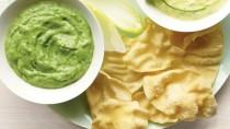 wedding photo - Green Goddess Dip With Endive
