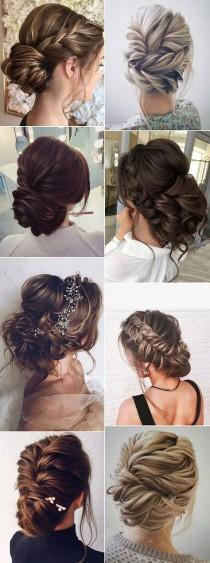 wedding photo - Top 15 Wedding Hairstyles For 2017 Trends - Page 3 Of 3