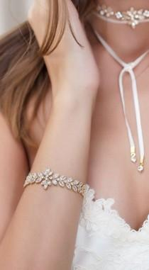 wedding photo - AMY O. BRIDAL BRACELETS