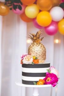 wedding photo - Pineapples
