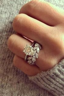 wedding photo - 20 Double Halo Engagement Ring Ideas For You