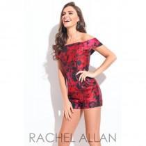 wedding photo - Rachel Allan Shorts 4230 Rachel ALLAN Short Prom - Rich Your Wedding Day