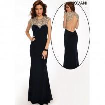 wedding photo - Jovani 23102 Regal Evening Gown - 2018 Spring Trends Dresses