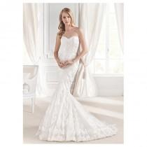 wedding photo - Elegant Tulle Sweetheart Neckline Natural Waistline Mermaid Wedding Dress With Beaded Venice Lace Appliques - overpinks.com
