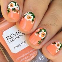 wedding photo - 24 Awesome Tropical Nails Designs To Make Your Summer Rock