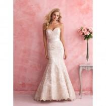 wedding photo - Allure Romance Wedding Dresses - Style 2811 -  Designer Wedding Dresses