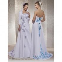 wedding photo - Robes de mariée Annie Couture 2017 - Elise - Robes de mariée France