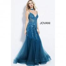 wedding photo - Jovani Prom 56032 - Fantastic Bridesmaid Dresses