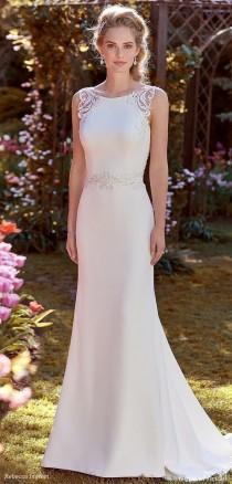 wedding photo - Rebecca Ingram Spring 2018 Bridal Collection Juniper Collection