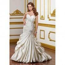 wedding photo - Mori Lee Bridal Spring 2012  - Style 1802 - Elegant Wedding Dresses