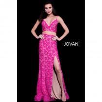wedding photo - Jovani Prom 60373 - Fantastic Bridesmaid Dresses