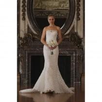wedding photo - Romona Keveza Couture Style RK6402 - Truer Bride - Find your dreamy wedding dress