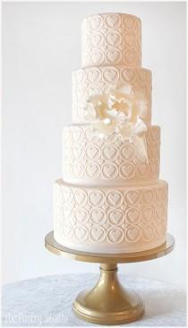 wedding photo - The Pastry Studio Wedding Cake Inspiration