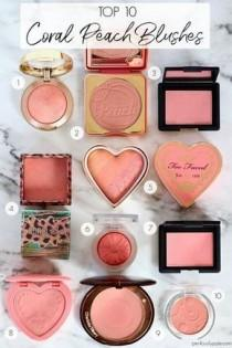 wedding photo - Top 10 Peachy Coral Blushes For Spring
