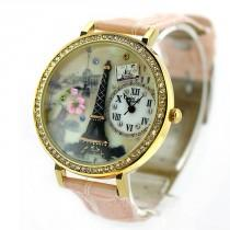 wedding photo - Romantic Eiffel Tower Polymer Clay Watch Only $34.9