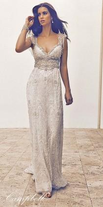 wedding photo - Anna Campbell Gossamer 2016 Bridal Collection