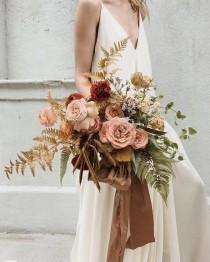 wedding photo - Bouquet & Boutonniere