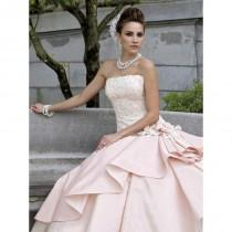 wedding photo - David Tutera for Mon Cheri Spring 2012 - Style 112200 - Milena - Elegant Wedding Dresses