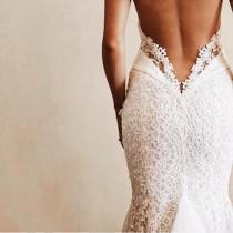 wedding photo - Lace Wedding Dresses Ideas
