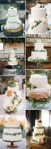 wedding photo - 50 Steal-Worthy Wedding Cake Ideas For Your Special Day