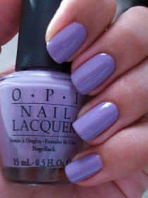 wedding photo - OPI Done Out In Deco 2 Coats Natural Light