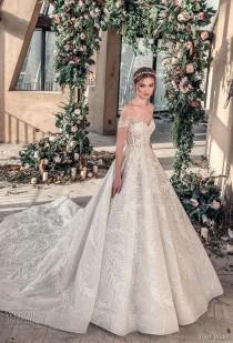 "wedding photo - Tony Ward La Mariée Spring 2019 Wedding Dresses — ""Roman Romance"" Bridal Collection"