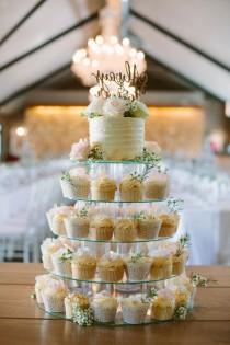 wedding photo - Classic Pastel Wedding In South Africa's Winelands