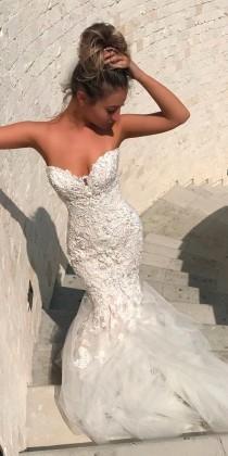 wedding photo - 51 Beach Wedding Dresses Perfect For Destination Weddings