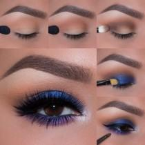 wedding photo - 18 Eye Makeup Cheat Sheets If You Don't Know WTF You're Doing