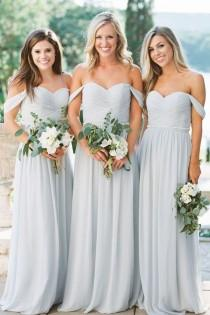 wedding photo - Kennedy Chiffon Convertible Dress