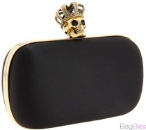 wedding photo - Alexander McQueen Clutch Bags… Are You Ready? 3, 2, 1