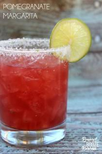 wedding photo - Pomegranate Margarita