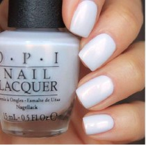 wedding photo - $10.43 - Opi Alice Oh My Majesty! White Alabaster Pearl French Nail Polish Lacquer Ba2 >> #ebay #Fashion