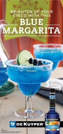 wedding photo - Blue Margarita